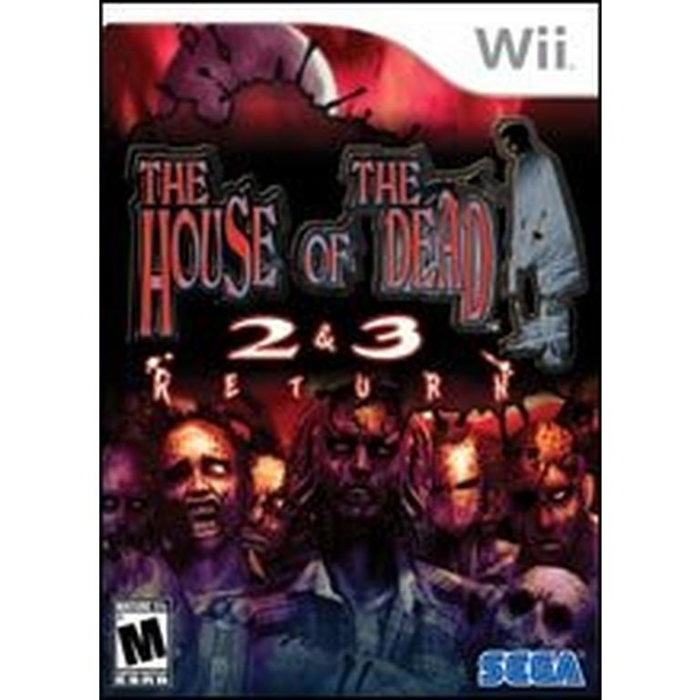 The House of the Dead 2 and 3 Return