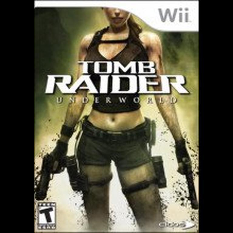 Tomb Raider Underworld Nintendo Wii Gamestop