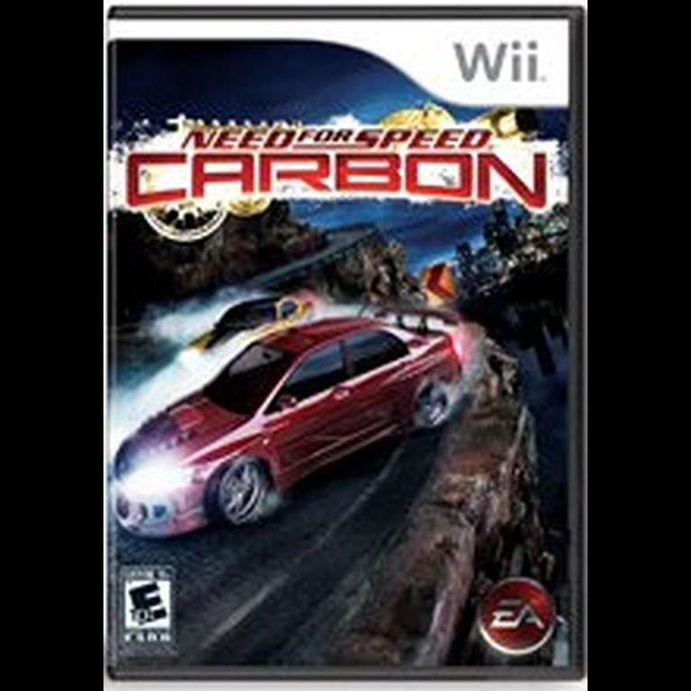 Need For Speed Carbon Nintendo Wii Gamestop
