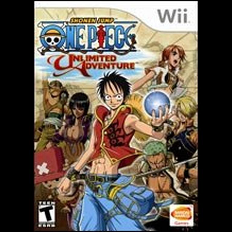 One Piece Unlimited Adventure