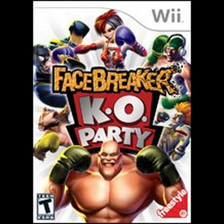 FaceBreaker K.O. Party