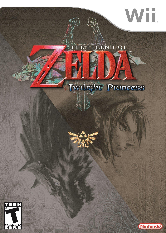 Legend of Zelda: Twilight Princess   Nintendo Wii   GameStop