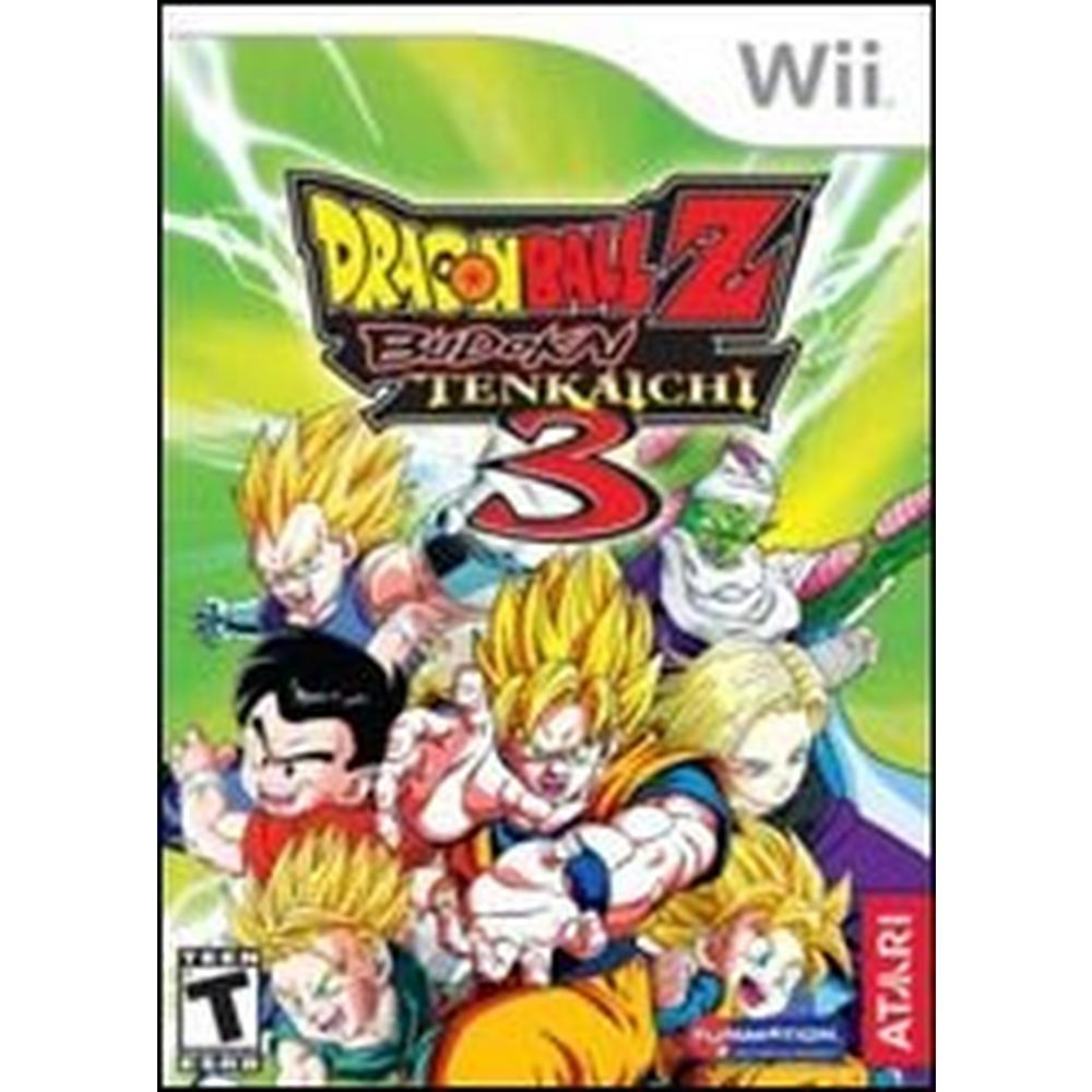 Dragonball Z: Budokai Tenkaichi 3 | Nintendo Wii | GameStop