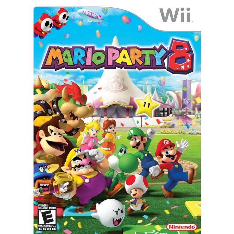Mario Party 8 Nintendo Wii Gamestop