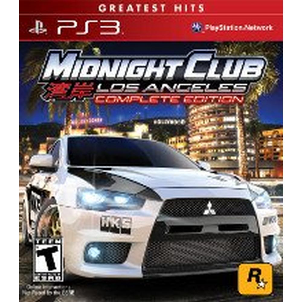 Midnight Club: Los Angeles | PlayStation 3 | GameStop
