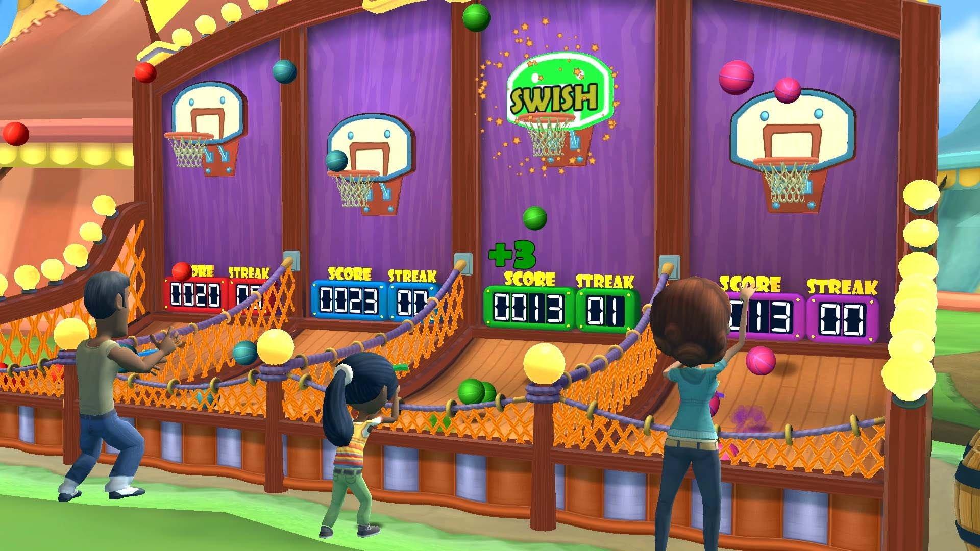 Carnival Games Xbox One GameStop