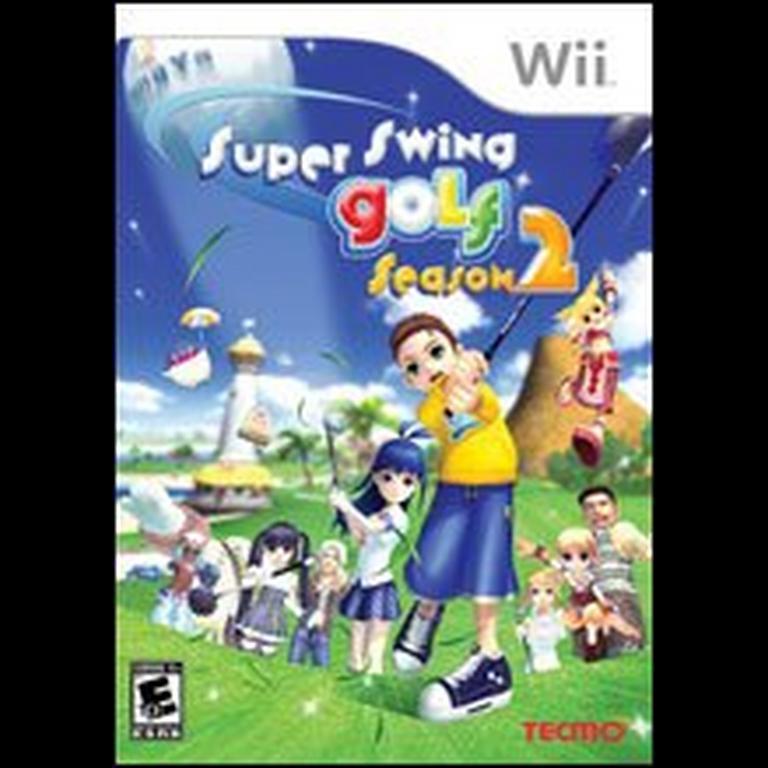 Super Swing Golf Season 2