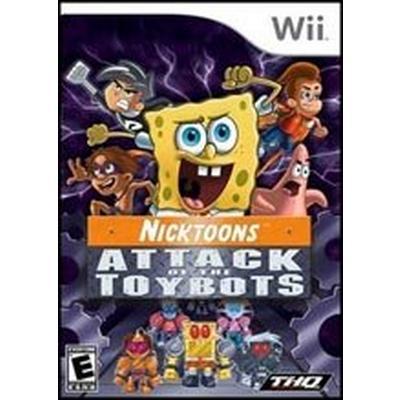 Nicktoons: Attack of Toybots