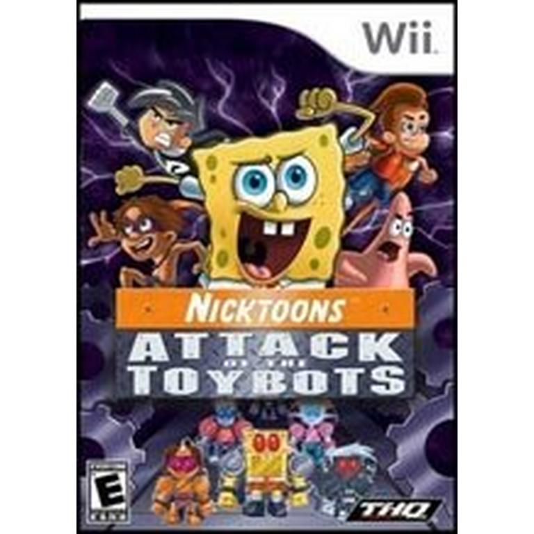 Nicktoons: Attack of Toybots