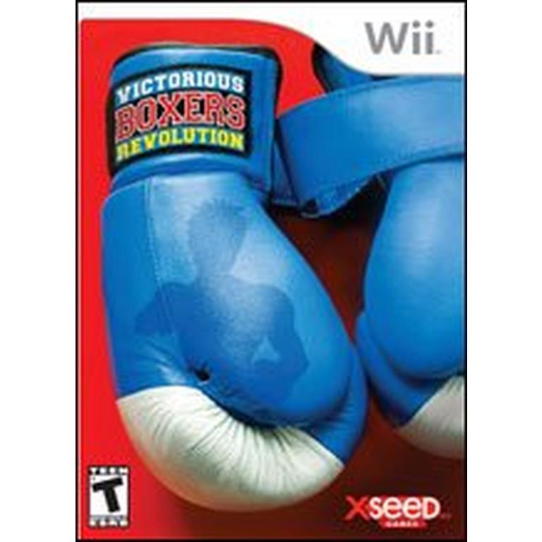 Victorious Boxers Revolution