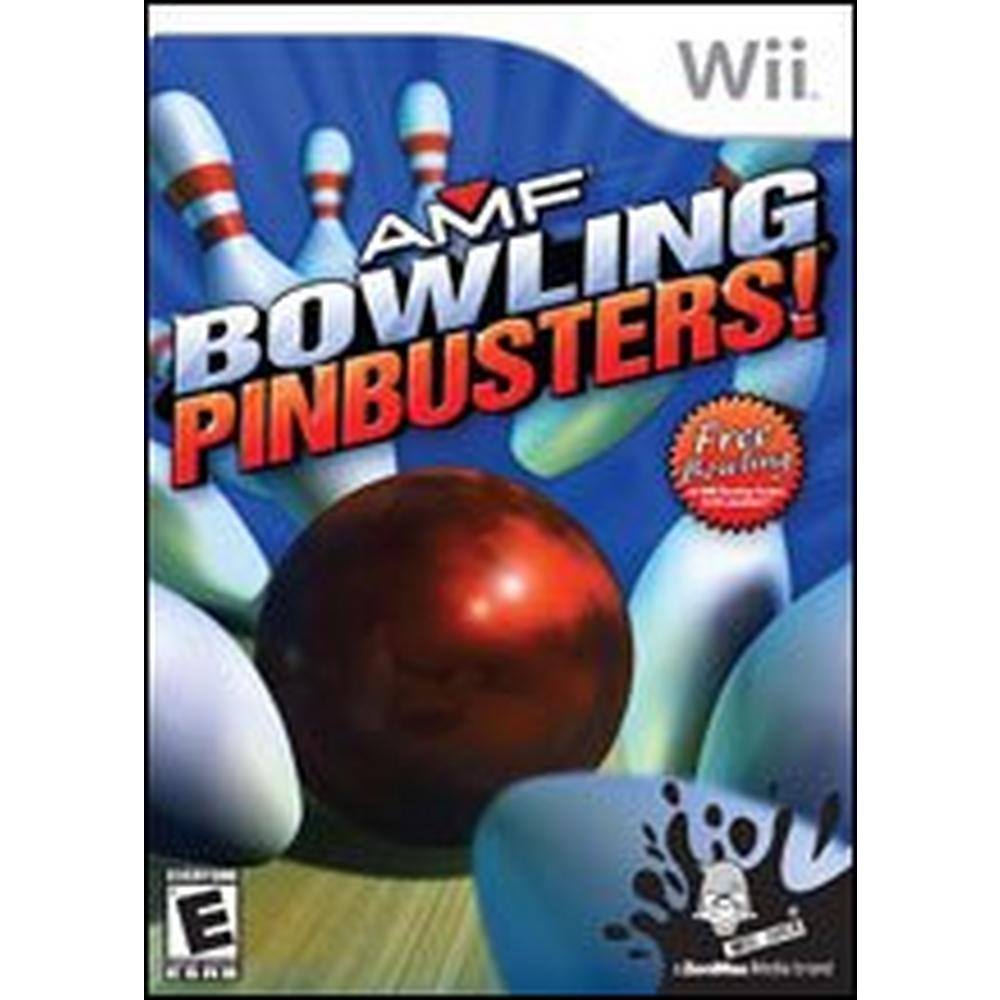 PINBUSTERS TÉLÉCHARGER WII BOWLING AMF