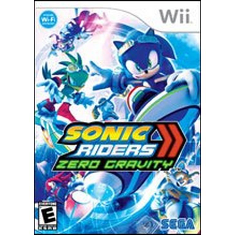 Sonic Riders: Zero Gravity