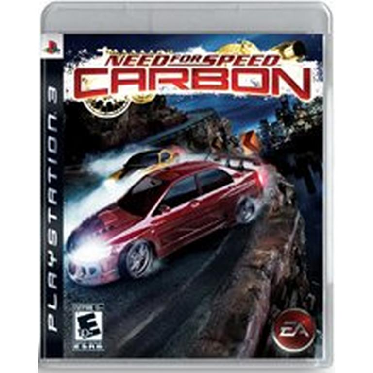Need For Speed Carbon Playstation 3 Gamestop