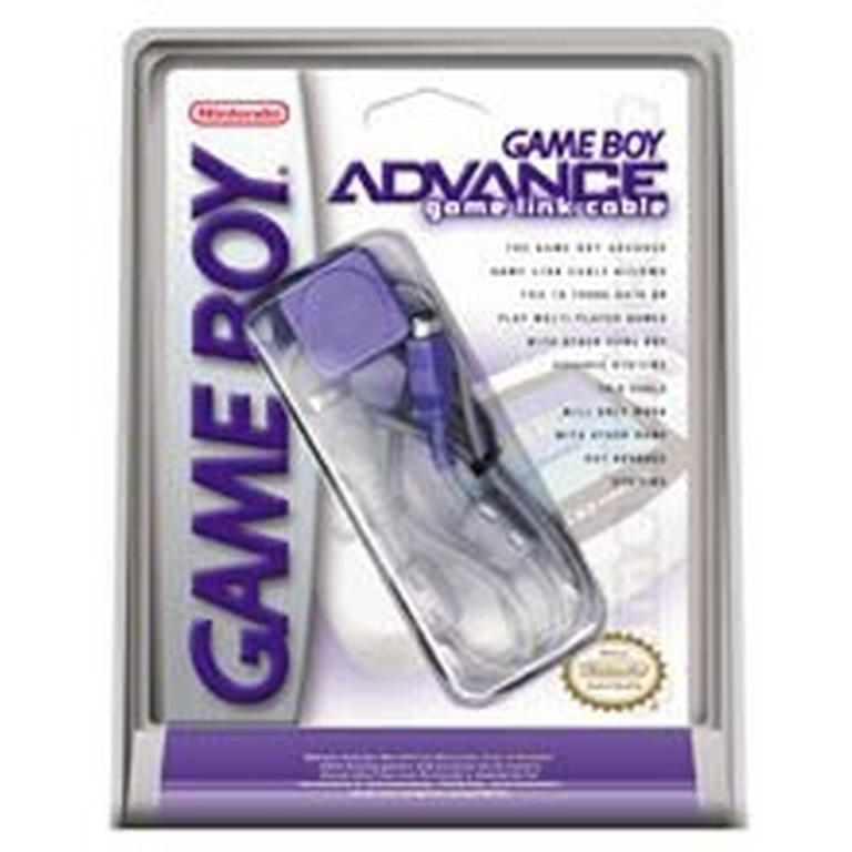 Nintendo Game Boy Advance Game Link Cable