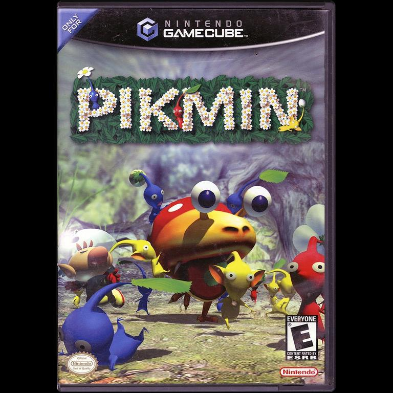Pikmin Game Cube Gamestop