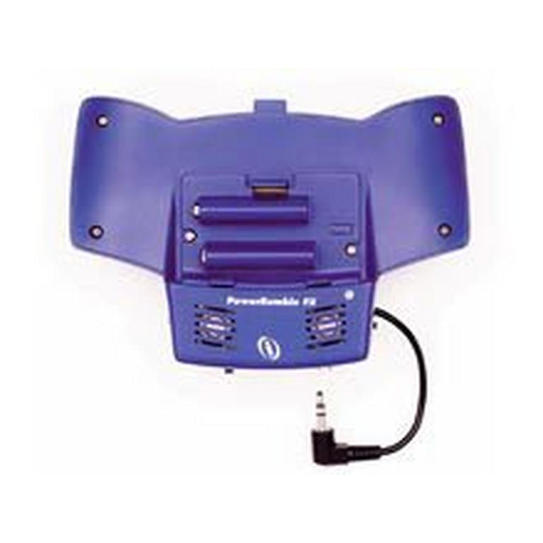 GBA Rechargeable Battery with Rumble/Docking Station