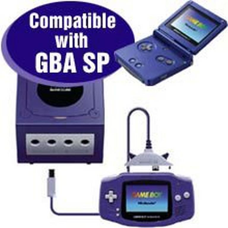 Nintendo GameCube to Game Boy Advance Link Cable