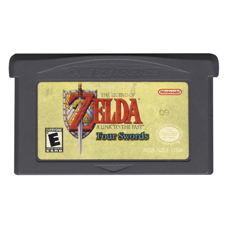 The Legend of Zelda: Link to the Past (Four Swords)