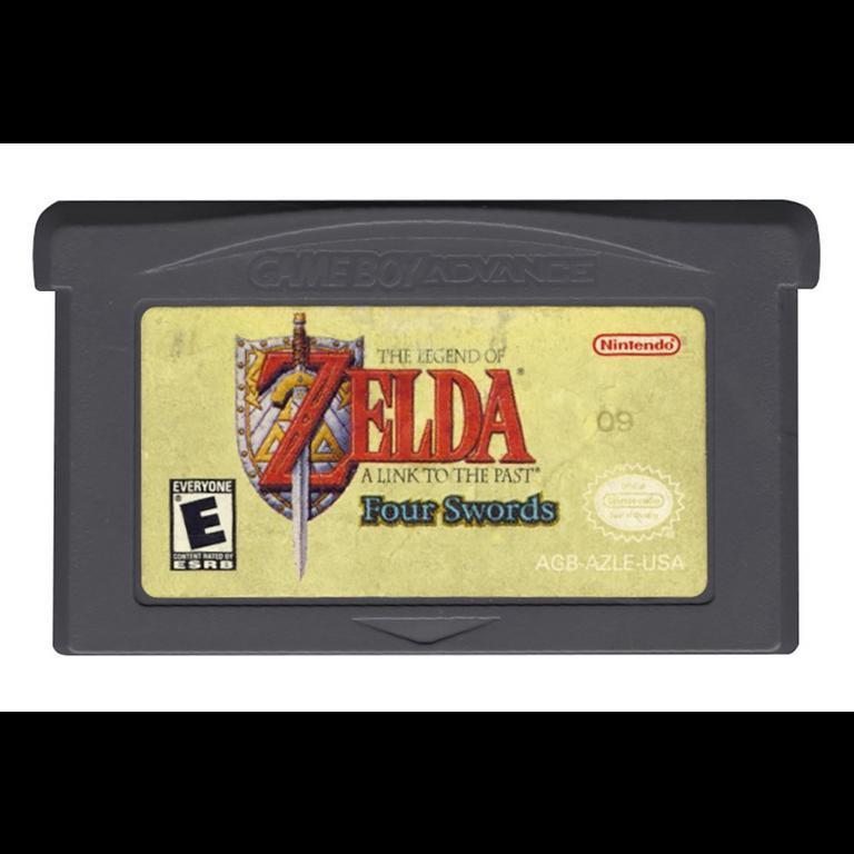 The Legend of Zelda: Link to the Past (Four Swords)