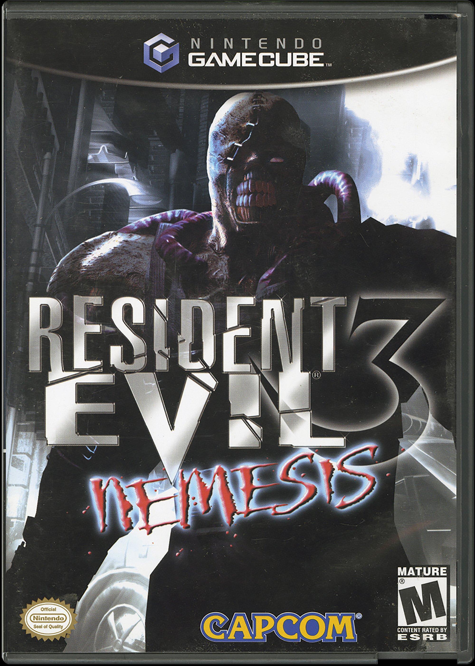 Resident Evil 3 Game Cube Gamestop