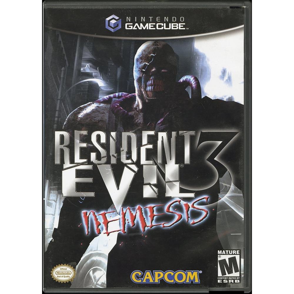 Resident Evil 3 | Game Cube | GameStop