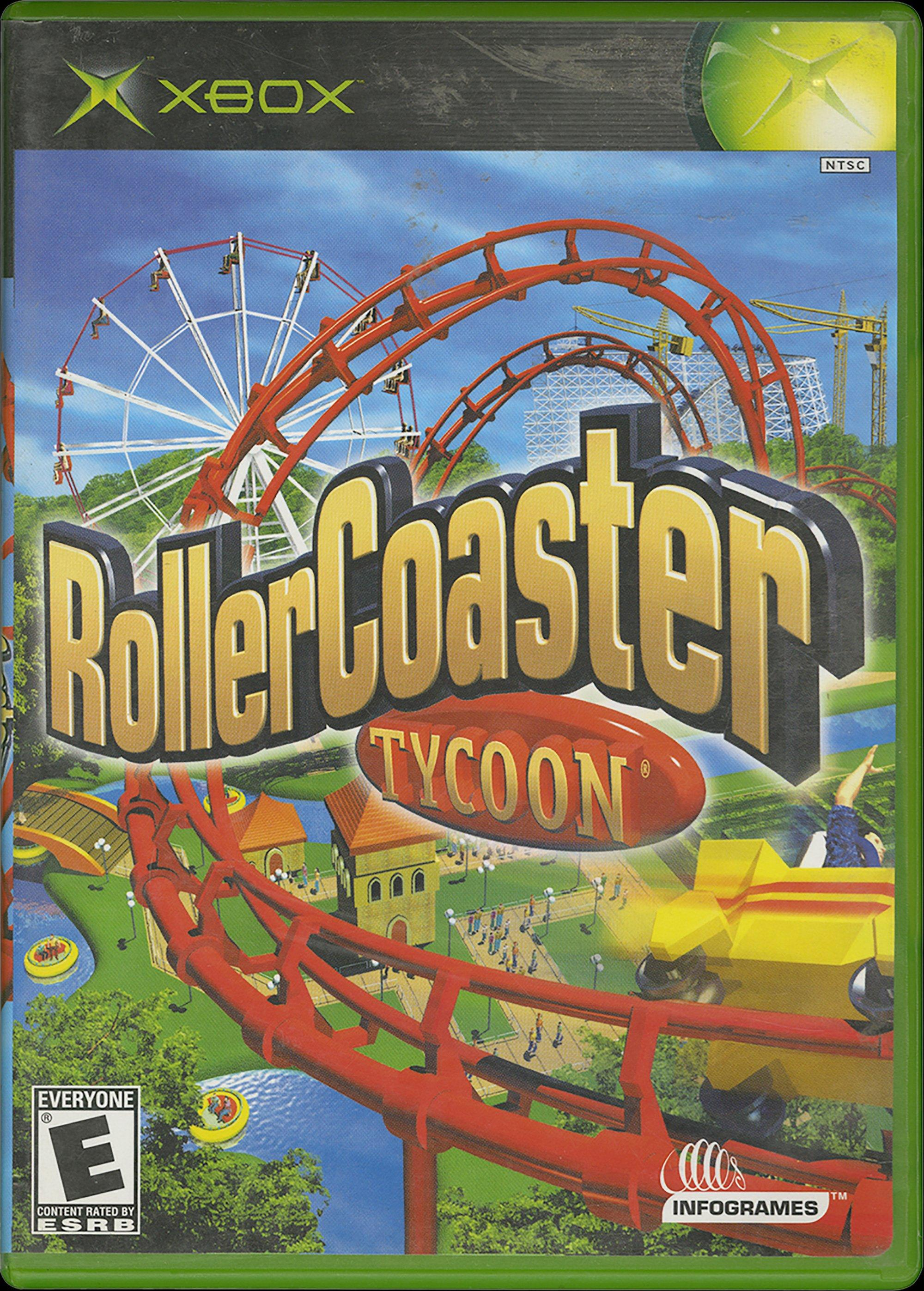 Rollercoaster tycoon classic mac free download