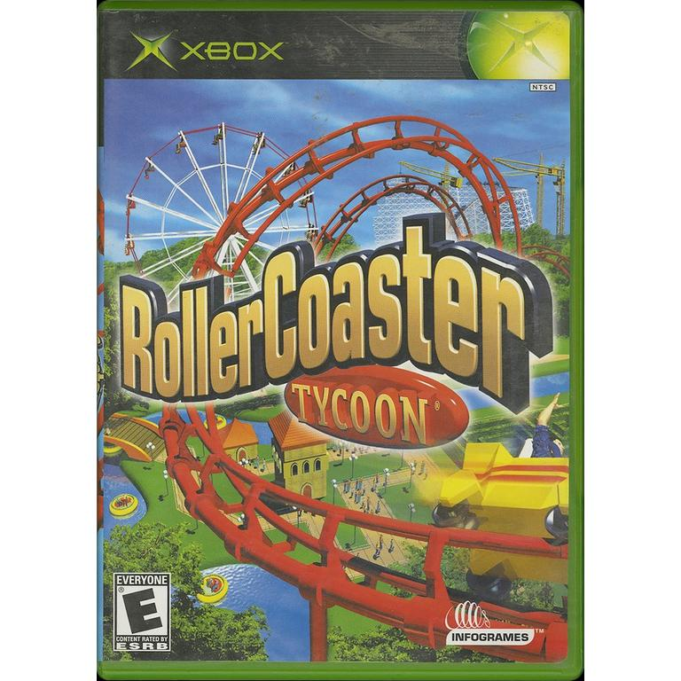 Rollercoaster Tycoon Xbox Gamestop
