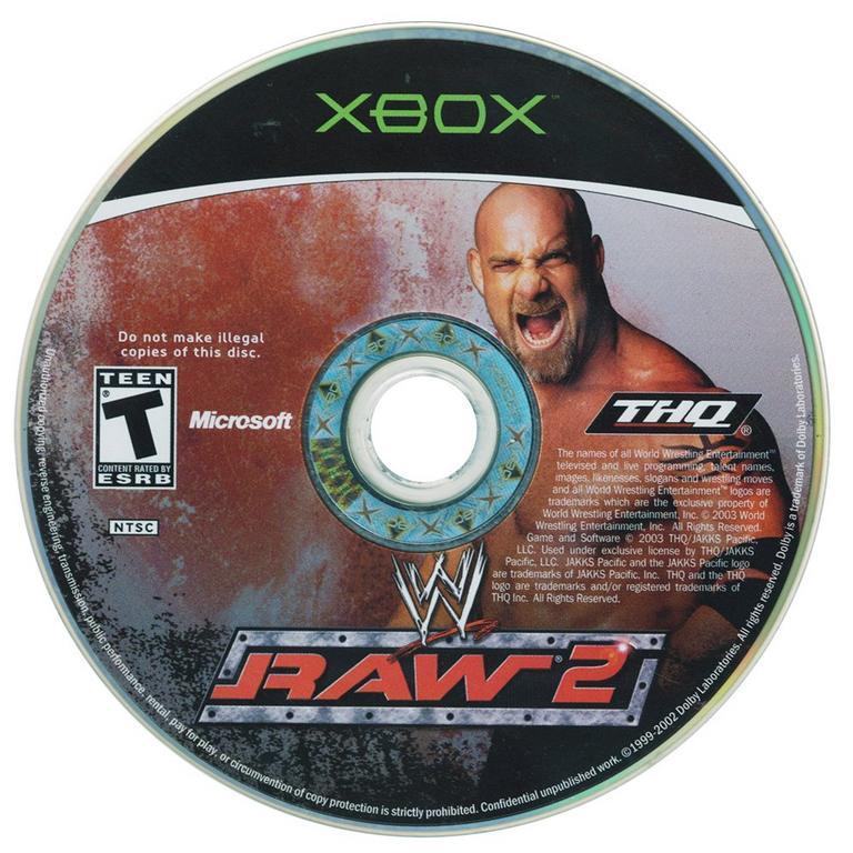 WWE Raw 2