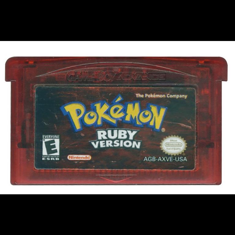 Pokemon Ruby Version