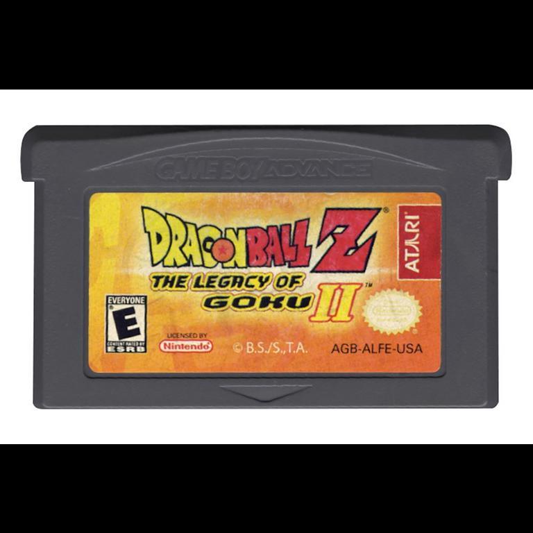 Dragonball Z: Legacy of Goku II