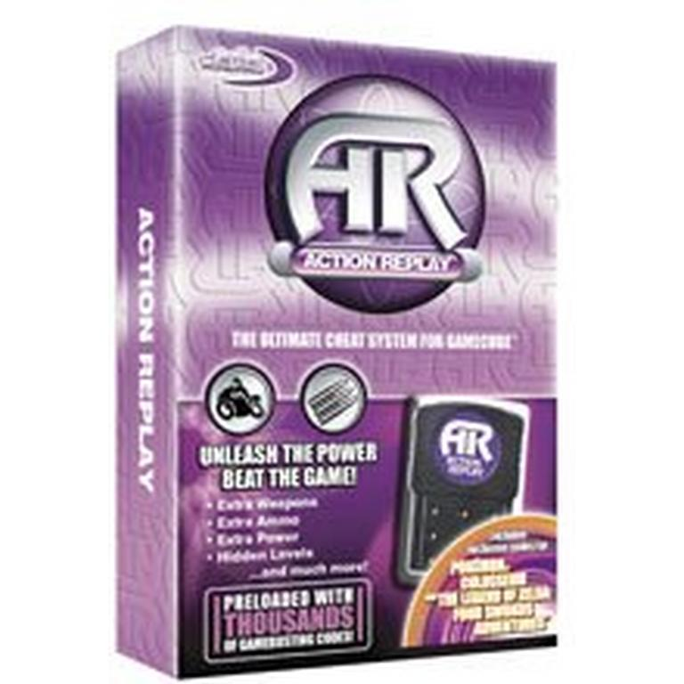 Action Replay for Nintendo GameCube