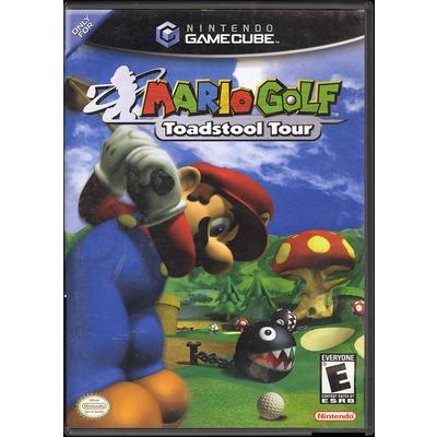 Mario Golf: Toadstool Tour