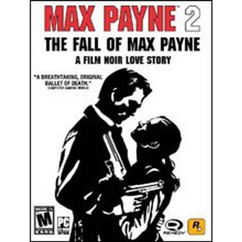 Max Payne 2 The Fall Of Max Payne Pc Gamestop