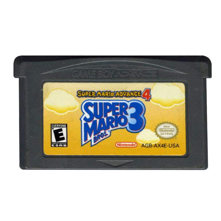 Super Mario Advance 4: Super Mario Bros  3 | Game Boy Advance | GameStop