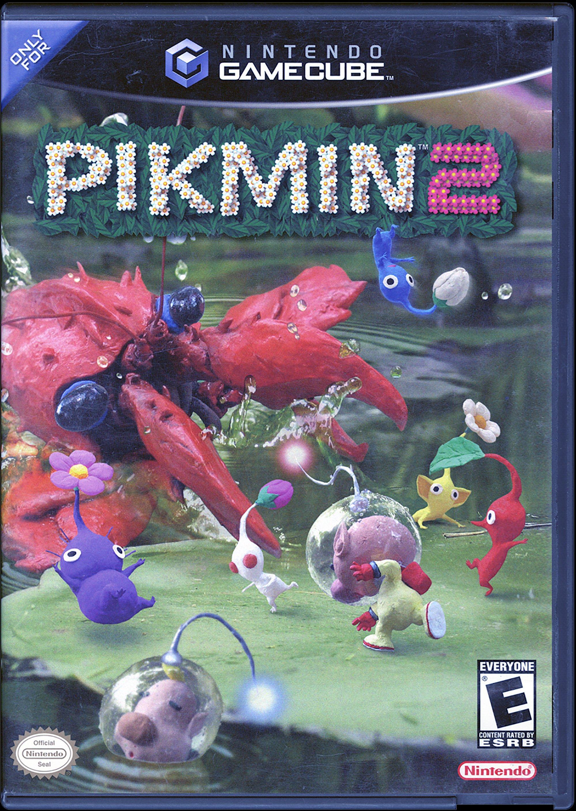 Pikmin 2 Game Cube Gamestop