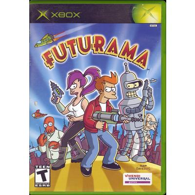 Futurama: The Game