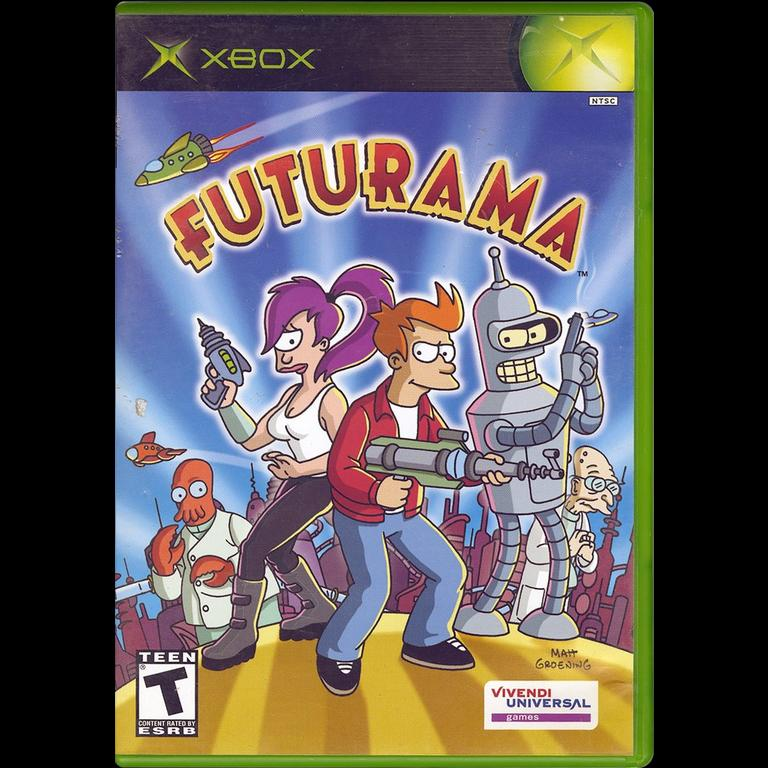 Futurama: The Game