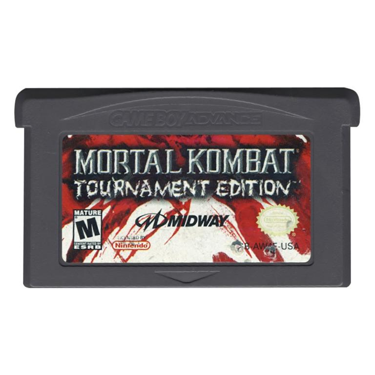 Mortal Kombat Tournament Edition