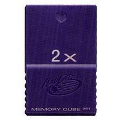 GameCube Memory 2X