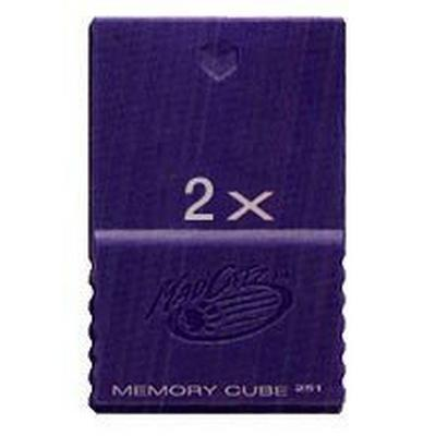 GameCube Memory Card 2x (Assortment)