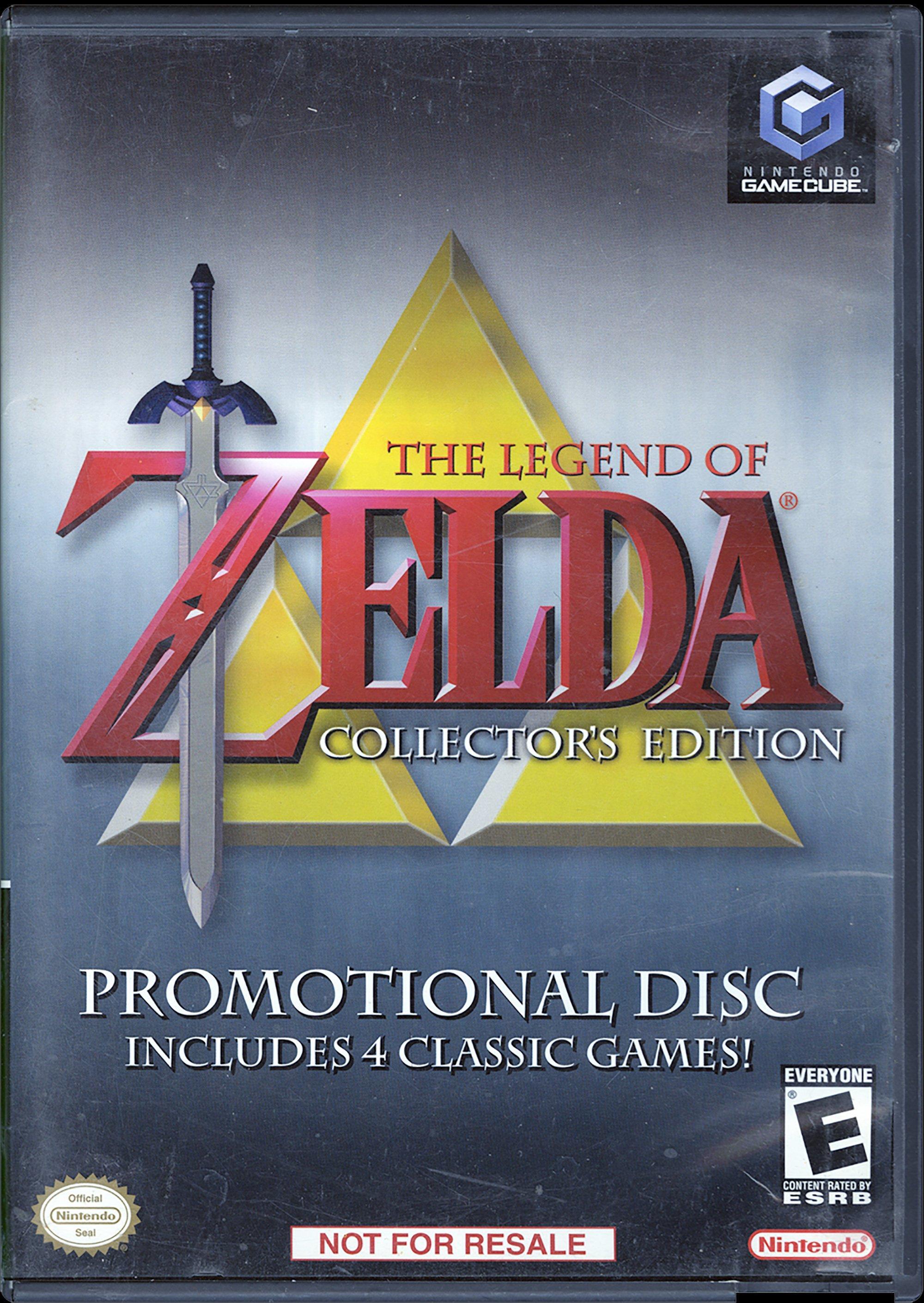 The Legend of Zelda: Collector's Edition   Game Cube   GameStop