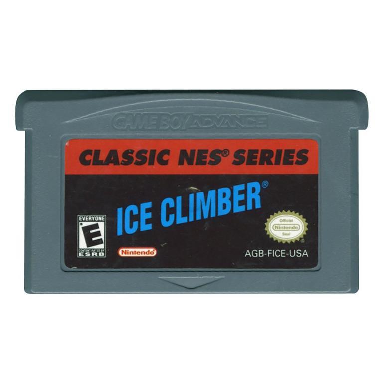 Classic NES Series: Ice Climber
