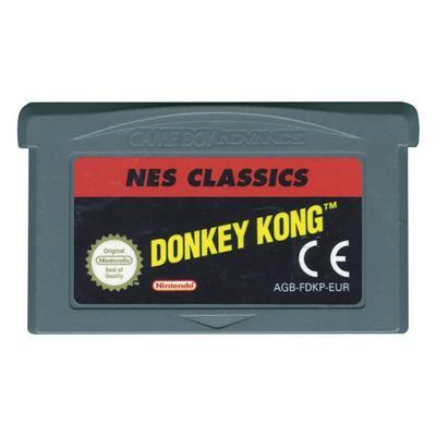 Donkey Kong (Classic NES)