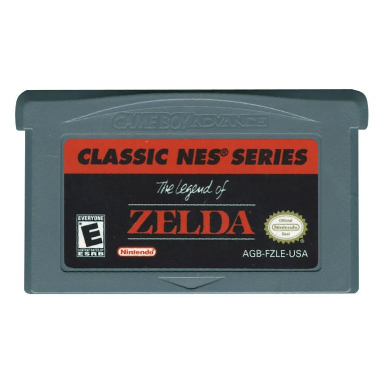 The Legend of Zelda Classic NES