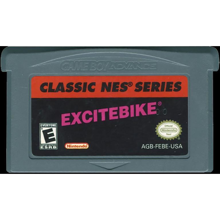 Excitebike Classic NES