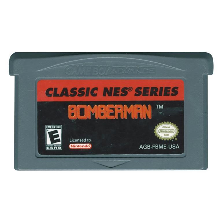 Bomberman Classic NES