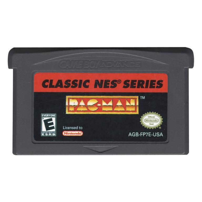 Pac-Man Classic NES