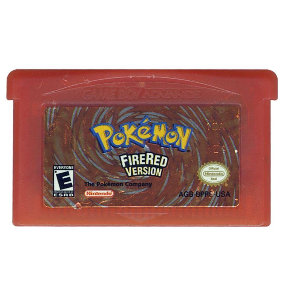 pokemon fire red rom download for gameboy advance