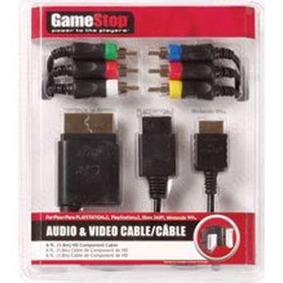 Mad Catz Universal Component Cable