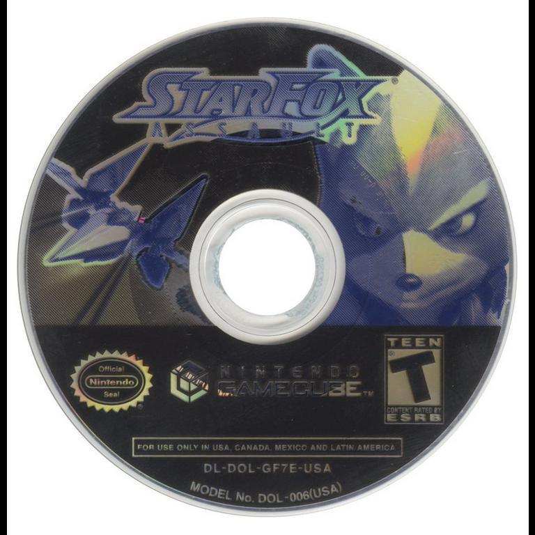 Star Fox: Assault